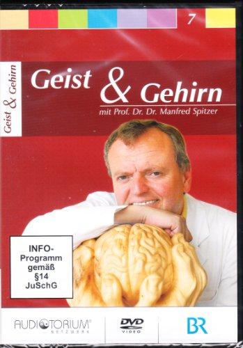 Manfred Spitzer : Geist und Gehirn 7 (DVD)