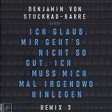 Ich glaub, mir geht's nicht so gut, ich muss mich mal irgendwo hinlegen: Remix 3