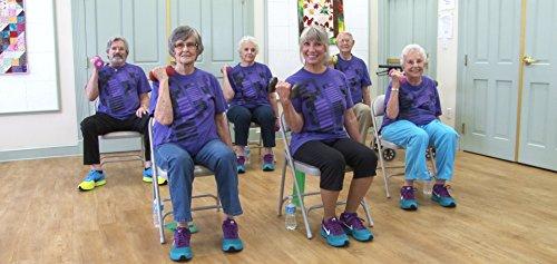 Geri-Fit Senior Fitness Greatest Generation Workout strength training for older adults - no floorwork