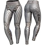 Anarchy Apparel Compression Leggings, Paladin, Fitness, Gym, Hosen Pants Aerobic Größe L