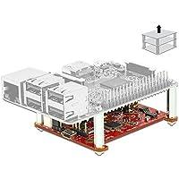 Convertitore Raspberry Pi USB 2.0A 4x USB 2.0A, Delock® [62650] - Dado Elettrico Driver