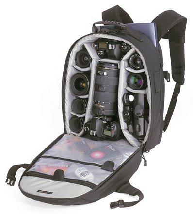Lowepro CompuTrekker AW Camera Backpack -Black
