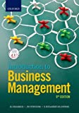 Introduction to Business Management by S Rudansky-Kloppers (2013-11-26)