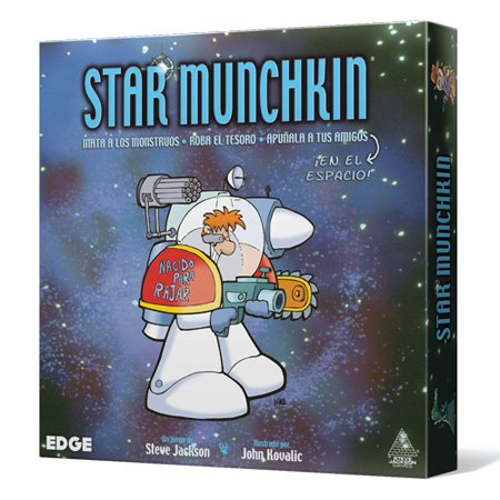 Munchkin Star (Edge Entertainment EDGEESJSM01)