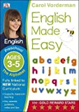 English Made Easy The Alphabet Ages 3-5 Preschool Key Stage 0 (Made Easy Workbooks)