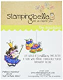 """Stamping Bella Squidgy Cling Stamp 6.5""""X4.5""""-Pinata Squidgy (Pack of 1 )"""