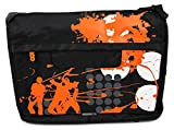 Perfekt für die UNI: Wasserabweisende Laptoptasche - schwarz - für Asus Modelle ( Zenbook UX31 / UX31E / UX32VD / NX500 / GX500 / Zenbook Prime UX31A / K53SV / UX31A / S56CM / F55a / F201E /A55VJ )