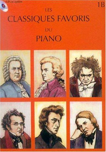 Classiques favoris Volume 1B