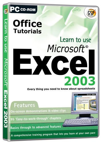 Learn to Use Excel 2003 Test