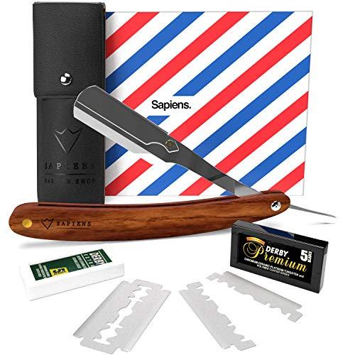 Navaja Afeitar Barbero Tradicional Sapiens - Accesorio