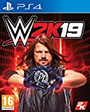 WWE 2K19 (English/Arabic Box) (PS4)