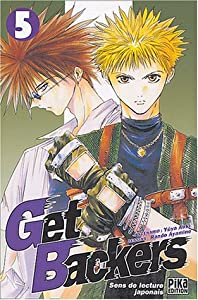 Get Backers Edition simple Tome 5