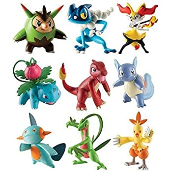 Pokemon mega sinker figure charizard y toys - Evolution pokemon legendaire ...