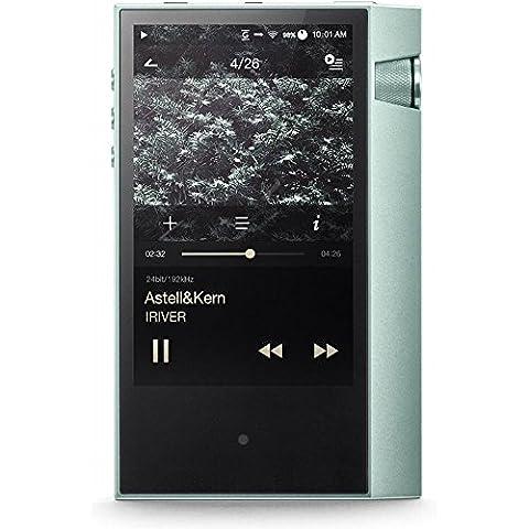 ASTELL & KERN AK 70 Baladeur numérique Mémoire Interne MP3 Ecran Tactile