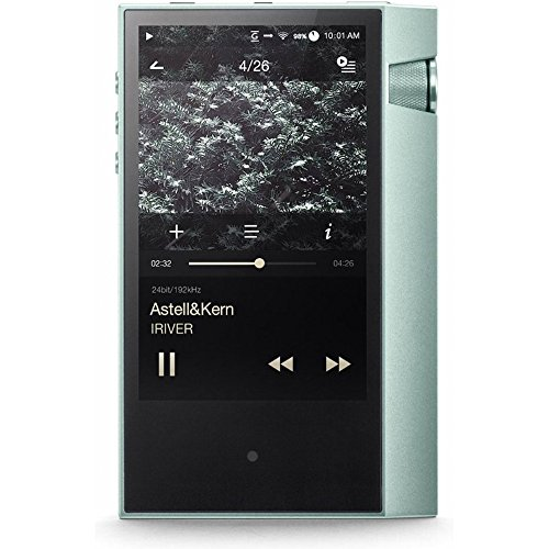 Wifi-bluetooth-mp3 (AK 70 misty mint