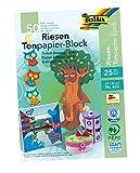 Bringmann 655 - Folia Zeichenblock 50 Blatt 25 Farben