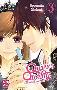 """Afficher """"Queen's quality : the mind sweeper n° 3 Queen's quality"""""""