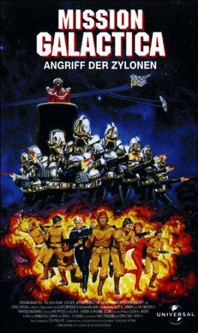 Mission Galactica - Angriff der Zylonen [VHS]