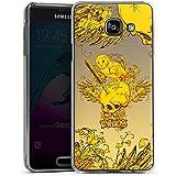 Samsung Galaxy A3 (2016) Housse Étui Protection Coque Crâne Crâne Hibou