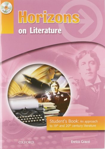 Horizons on literature. Student's book. Per gli Ist. professionali. Con CD Audio