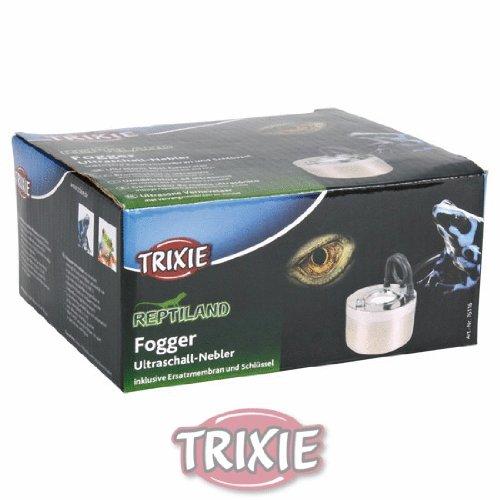 Trixie 76116 Fogger Ultraschall-Nebler, inklusiv Ersatzteile-Set