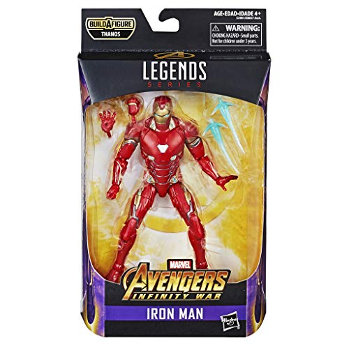 (Marvel Legends Series Avengers: Infinity War Iron Man-Figur, 15,2 cm)