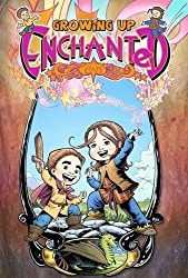 Growing Up Enchanted by Jack Briglio (2010-03-30)