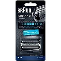 Braun Series 3 32B Elektrischer Rasierer Scherkopfkassette – schwarz