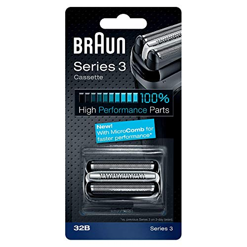 Braun 32B - Recambio afeitadora eléctrica hombre
