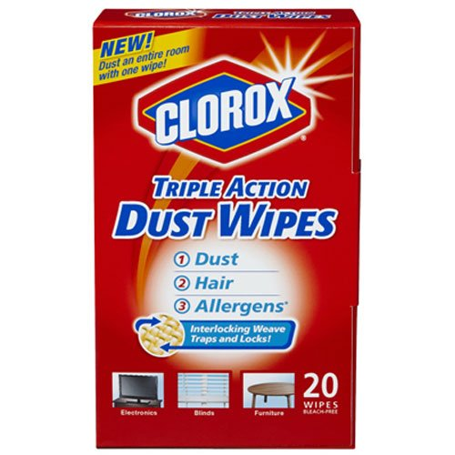 clorox-company-the-clorox-triple-action-dust-wipes-20ct