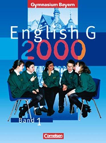 English G - Gymnasium Bayern / Band 1: 5. Jahrgangsstufe - Schülerbuch,