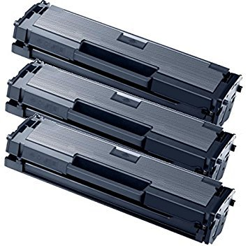 MLT-D111S Kit 3 Toner compatibili per Samsung Xpress M2022 Xpress M2022 M2026 M2022W M2070 M2020 M2070F M2070FW M2070W