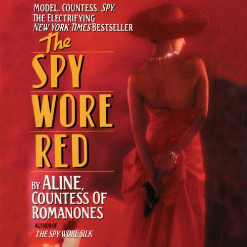 The Spy Wore Red  Audiolibri