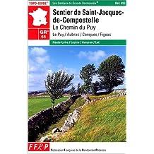 Sentier de St-Jacques-de-Compostelle, GR 65 : Le Chemin du Puy - Figeac