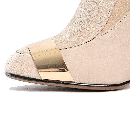 Nine SevenKnee High Boots - Stivali donna apricot