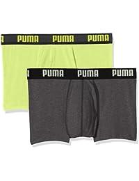 Puma Basic Lot de 2 caleçons homme