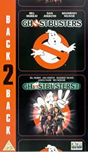 Ghostbusters/Ghostbusters 2 [VHS] [1989]