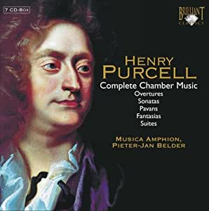 Henry Purcell : Musique de chambre (intégrale)