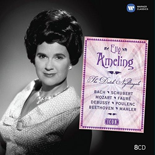 Icon : Elly Ameling (Coffret 8 CD)