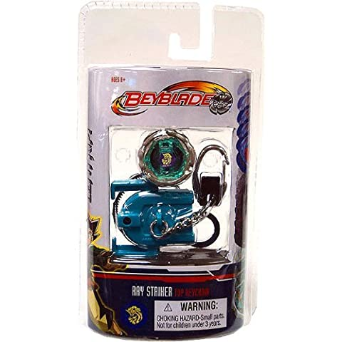 Beyblades Metal Fusion Series 5 Keychain Ray Striker by LICENSE 2 PLAY, INC.