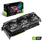 ASUS Carte Graphique ROG-STRIX-RTX2080TI-O11G-GAMING (OC Édition, Nvidia GeForce RTX 2080Ti , 11Go Mémoire GDDR6)