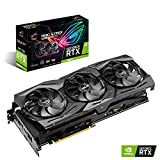 Asus ROG Strix GeForce RTX 2080 Ti OC Edition 11GB GDDR6, Scheda Video Gaming con LED RGB, Aura Sync e Dissipatore Triventola per Gaming 4K e VR