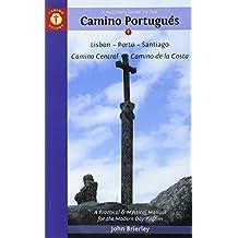 Camino Portugués (Lisboa - Porto - Santiago). John Brierley. (Camino Guides) [Idioma Inglés]