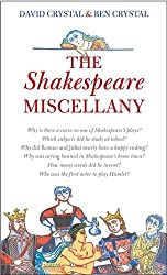 The Shakespeare Miscellany by David Crystal (2005-08-04)