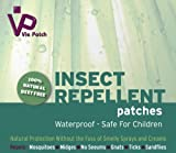 Vie Patch Anti Mosquito 20 Patches - 4 Weeks Supply. Contains more active ingredients compared to most other brands