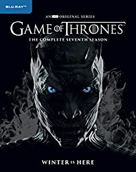Game of Thrones - Season 7 [Blu-ray+ Conquest & Rebellion] [2017]
