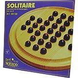 Weico 99193 - Gesellschaftsspiel, Solitaire 290 mm