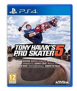 Tony Hawk's Pro Skater 5 (PS4): Amazon.co.uk: PC & Video Games