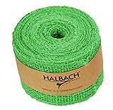 halbach 15600–080iuta tessuto nastro 8cm X 10m verde erba