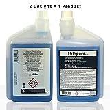 WMF / Schaerer Spezial Milchschaum-Reiniger für Milchschäumer 5 x 1l für Presto, Prestolino, Bistro, Combination etc.